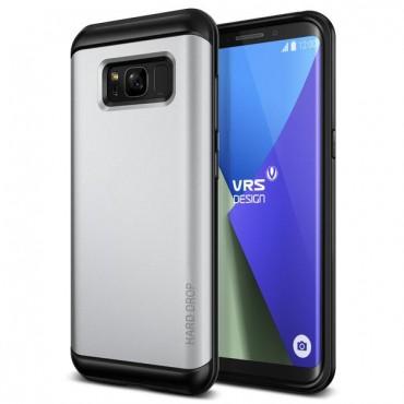 """VRS Design """"Thor"""" védőtok Samsung Galaxy S8 Plus készülékekhez – light silver"""
