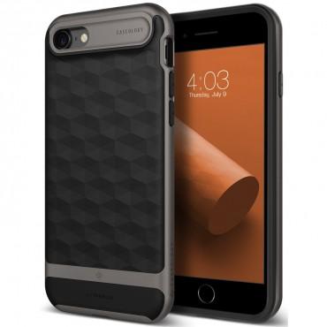 Caseology Parallax Series védőtok iPhone 8 készülékekhez – warm gray