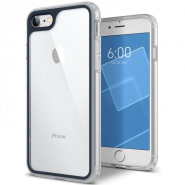 Caseology Coastline Series védőtok iPhone 8 telefonokhoz – deep blue
