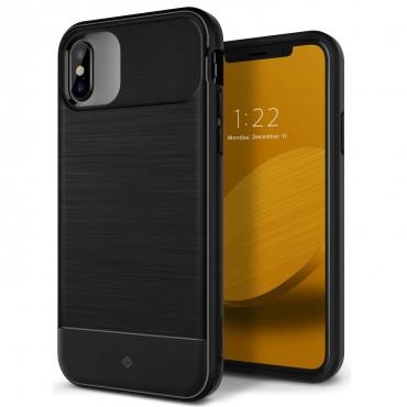 Caseology Vault Series védőtok iPhone X készülékekhez – fekete