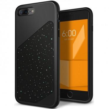 Caseology Spectra Series védőtok iPhone 8 Plus telefonokhoz – splash black