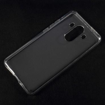 TPU gél tok Huawei Mate 10 Pro készülékekhez - átlátszó