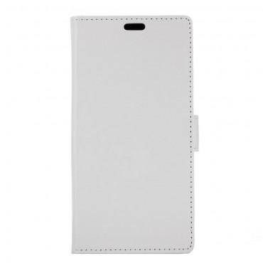 """Divatos """"Smooth"""" tárca Huawei Mate 10 Pro készülékekhez – fehér"""