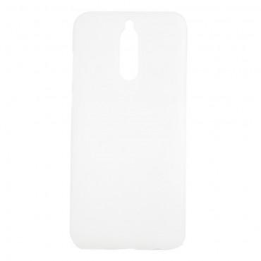 TPU géles védőtok Huawei Mate 10 Lite készülékekhez – fehér