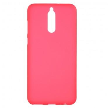 TPU géles védőtok Huawei Mate 10 Lite készülékekhez – piros