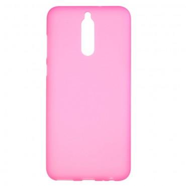 TPU gél tok Huawei Mate 10 Lite készülékekhez - rózsaszín