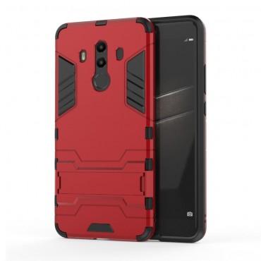 """Strapabíró """"Impact X"""" védőtok Huawei Mate 10 Pro készülékekhez – piros"""