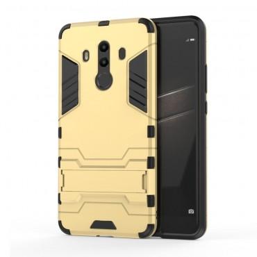 """Strapabíró """"Impact X"""" védőtok Huawei Mate 10 Pro készülékekhez – aranyszínű"""