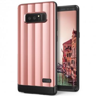 """Ringke """"Flex S Pro"""" védőtok Samsung Galaxy Note 8 készülékekhez – rose pink"""