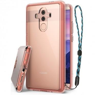 "Ringke ""Fusion"" védőtok Huawei Mate 10 Pro készülékekhez - rose gold"