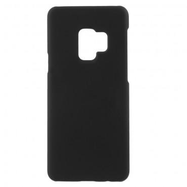 Kemény TPU védőtok Samsung Galaxy S9 készülékekhez – fekete