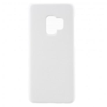 Kemény TPU védőtok Samsung Galaxy S9 készülékekhez – fehér