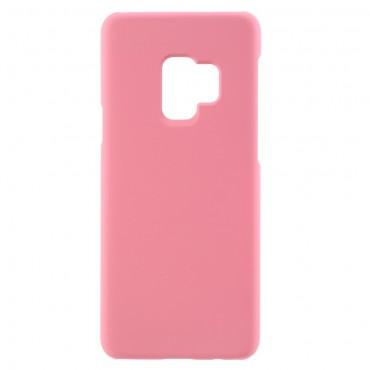 Kemény TPU védőtok Samsung Galaxy S9 készülékekhez – rózsaszín