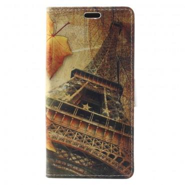 """Divatos """"Eiffel Tower"""" tárca Samsung Galaxy S9 készülékekhez"""