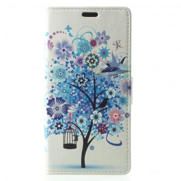 """Divatos """"Tree of Dreams"""" tárca Samsung Galaxy S9 készülékekhez"""