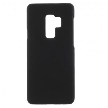 Kemény TPU védőtok Samsung Galaxy S9 Plus készülékekhez – fekete