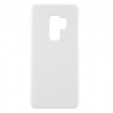 Kemény TPU védőtok Samsung Galaxy S9 Plus készülékekhez – fehér