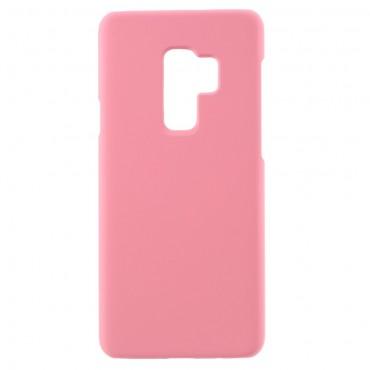Kemény TPU védőtok Samsung Galaxy S9 Plus készülékekhez – rózsaszín
