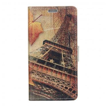 """Divatos """"Eiffel Tower"""" tárca Samsung Galaxy S9 Plus készülékekhez"""