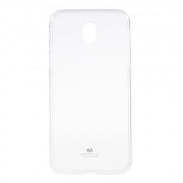 TPU géles Goospery Jelly Case védőtok Huawei Mate 10 Pro készülékekhez – átlátszó