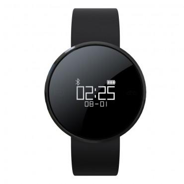 """""""UW1X"""" prémium Bluetooth okosóra iOS és Android készülékekhez – fekete"""