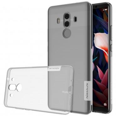 """Vékony """"Nature"""" prémium védőtok Huawei Mate 10 Pro készülékekhez - átlátszó"""
