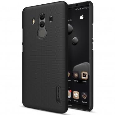 Super Frosted Shield prémium védőtok Huawei Mate 10 Pro készülékekhez – fekete
