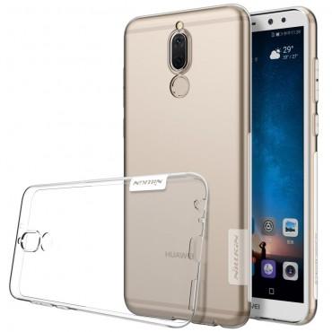 """Prémium vékony tok """"Nature"""" Huawei Mate 10 Lite készülékekhez - átlátszó"""