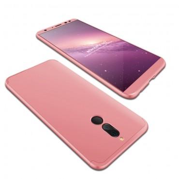 """Elegáns full body tárca """"Sleek"""" a Huawei Mate 10 Lite készülékhez – rózsaszín"""