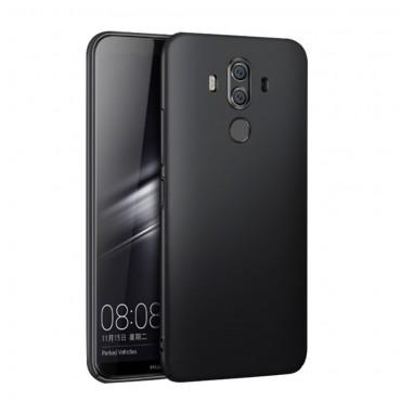 """TPU gél tok """"Gentle"""" Huawei Mate 10 Pro készülékekhez - fekete"""