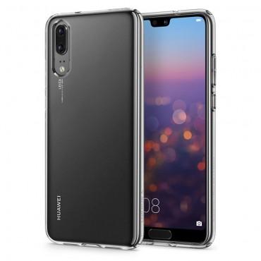 """Tok Spigen """"Liquid Crystal"""" Huawei P20 készülékekhez"""