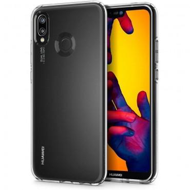 """Spigen """"Liquid Crystal"""" védőtok Huawei P20 Lite készülékekhez"""
