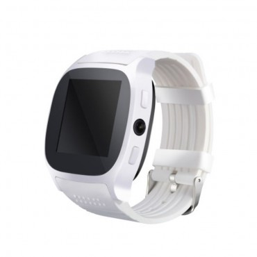 T8 Bluetooth és NFC okosóra Android készülékekhez – fehér