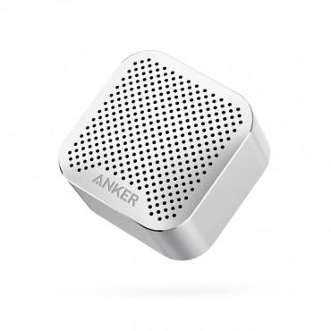 "Prémium bluetooth hangszóró Anker ""SoundCore Nano"" - ezüst"