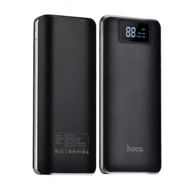 """Power bank Hoco """"Flowed""""- 15000 mAh – fekete"""