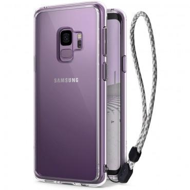 """Ringke """"Fusion"""" védőtok Samsung Galaxy S9 készülékekhez - clear"""