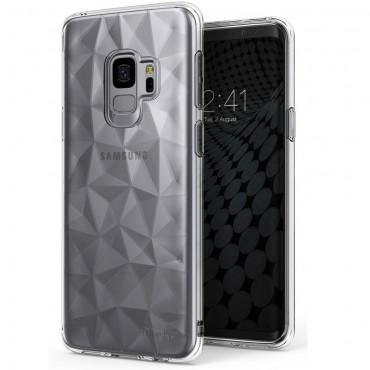 "Ringke ""Air Prism"" borító Samsung Galaxy S9 telefonokhoz - crystal clear"