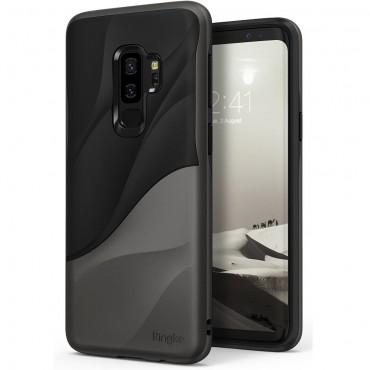 """Tok Ringke """"Wave"""" Samsung Galaxy S9 Plus készülékekhez - metallic chrome"""