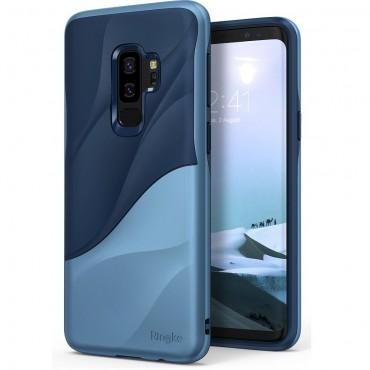 """Tok Ringke """"Wave"""" Samsung Galaxy S9 Plus készülékekhez - coastal blue"""