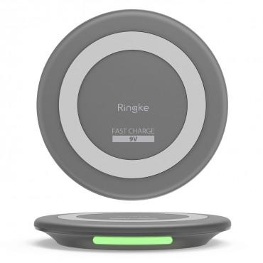 Premium vezeték nélküli töltőállomás Ringke minden QI támogatott mobil készülékhez