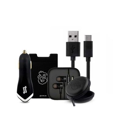 Mr. Gizzmo Starter Pack 5in1 (Type-C – USB kábel)