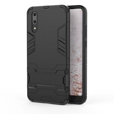 """Strapabíró """"Impact X"""" védőtok Huawei P20 készülékekhez – fekete"""