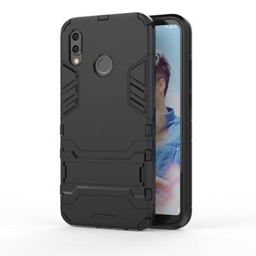 """Strapabíró """"Impact X"""" védőtok Huawei P20 Lite készülékekhez – fekete"""