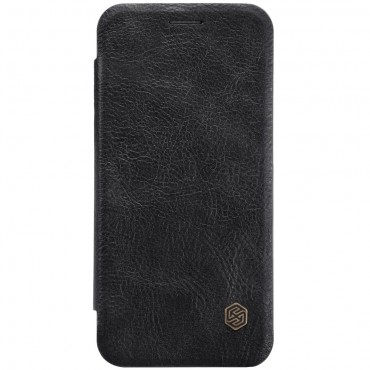 """Elegáns """"Qin"""" tárca Huawei P20 Lite készülékekhez – fekete"""