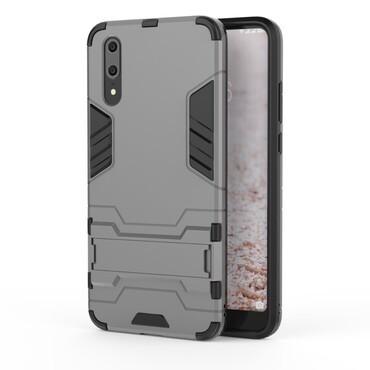 """Strapabíró """"Impact X"""" védőtok Huawei P20 készülékekhez – szürke"""