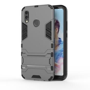 """Strapabíró """"Impact X"""" védőtok Huawei P20 Lite készülékekhez – szürke"""