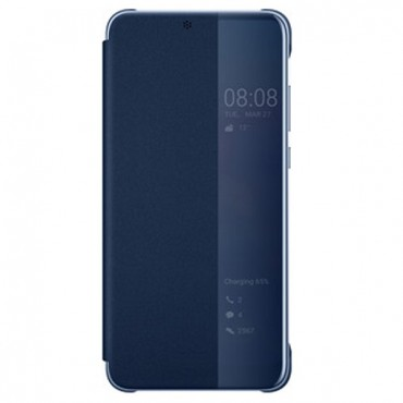 "Eredeti ""Smart Cover"" védőtok Huawei P20 - kék"
