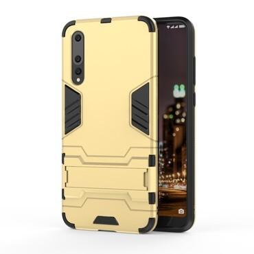 """Strapabíró """"Impact X"""" védőtok Huawei P20 Pro készülékekhez – aranyszínű"""
