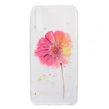 """Vékony TPU géles """"In Bloom"""" védőtok Huawei P20 Pro készülékekhez"""