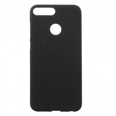 TPU gél tok Huawei Honor 9 Lite készülékekhez - fekete